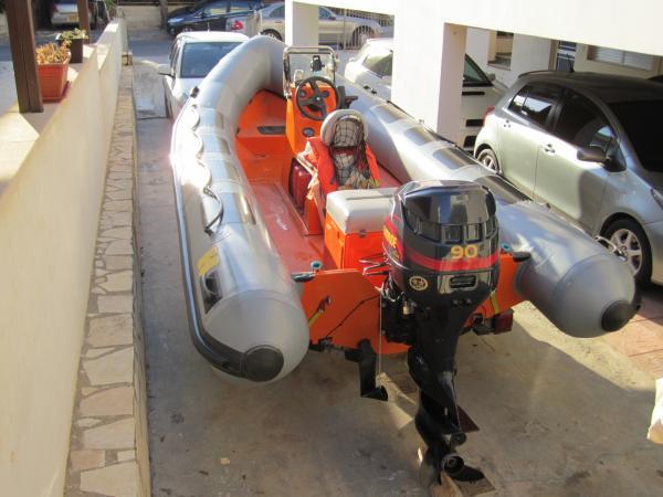 2004 Humber Orca 5.30