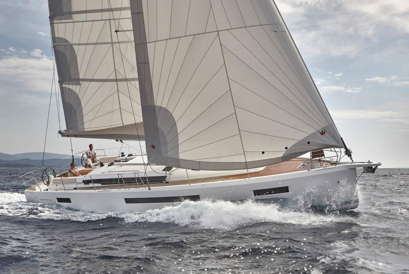 Sun Odyssey 410 & 490 Win Boat of the Year!