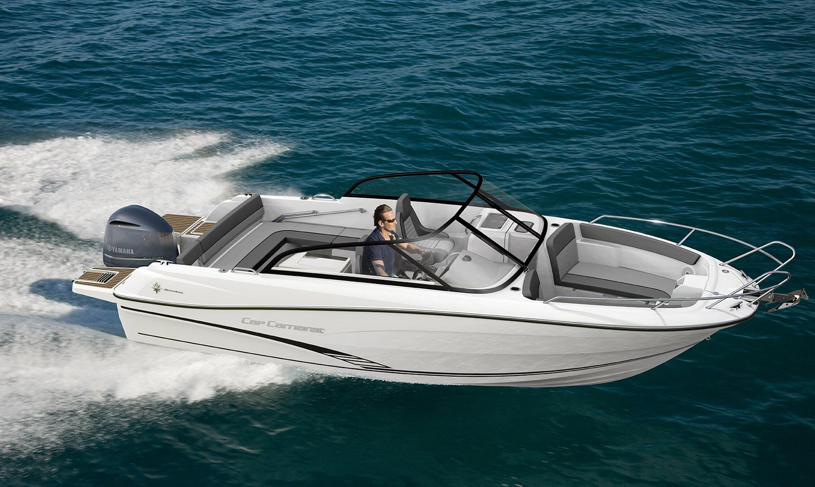 NEW JEANNEAU SAILBOATS AND POWERBOATS