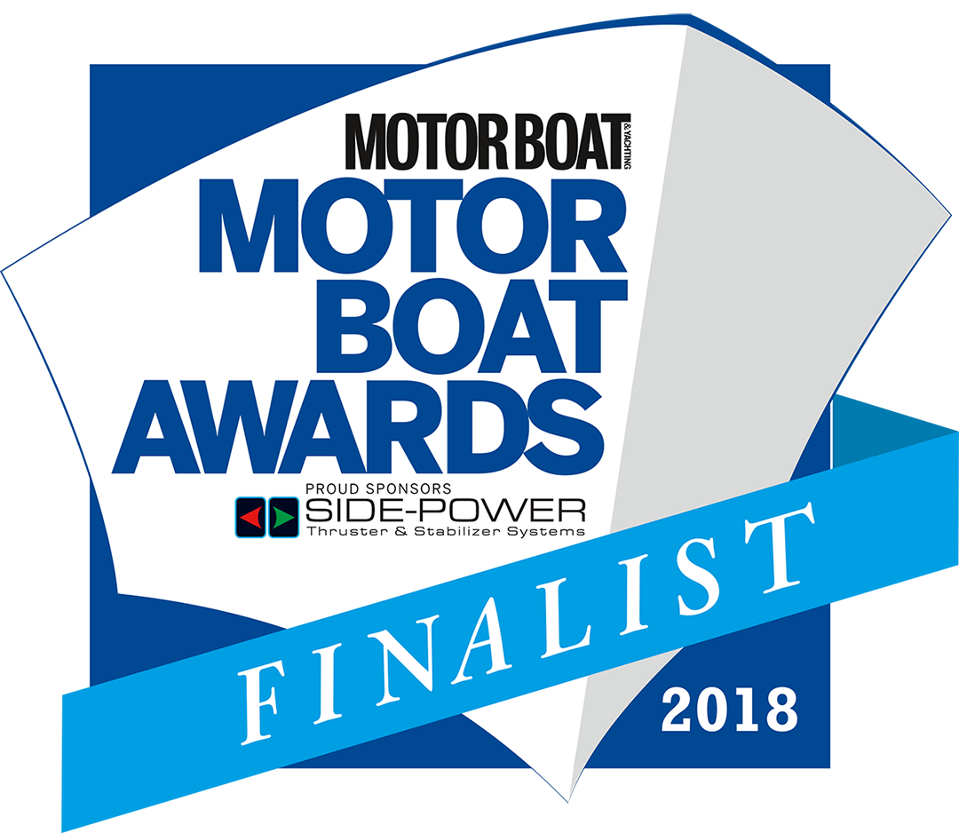 NC 33 and LEADER 33: 2018 MOTOR BOAT AWARDS NOMINATION