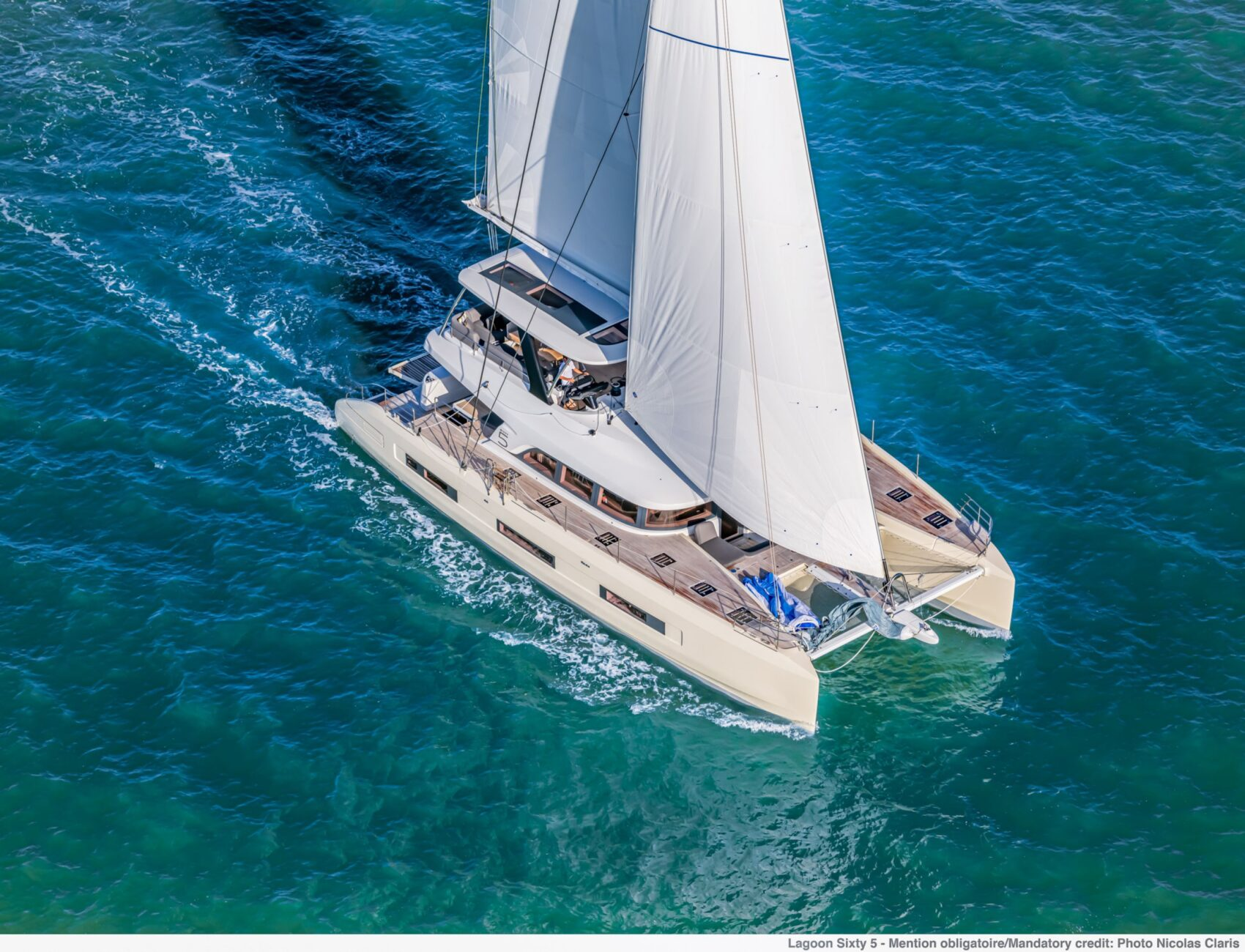 LAGOON SIXTY 5: MULTIHULL OF THE YEAR 2021 NOMINATION