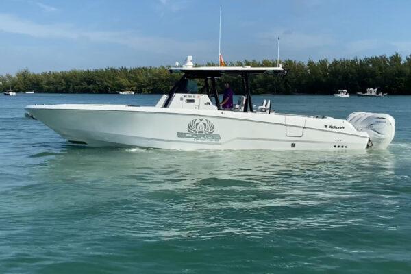 Wellcraft-402-Fisherman