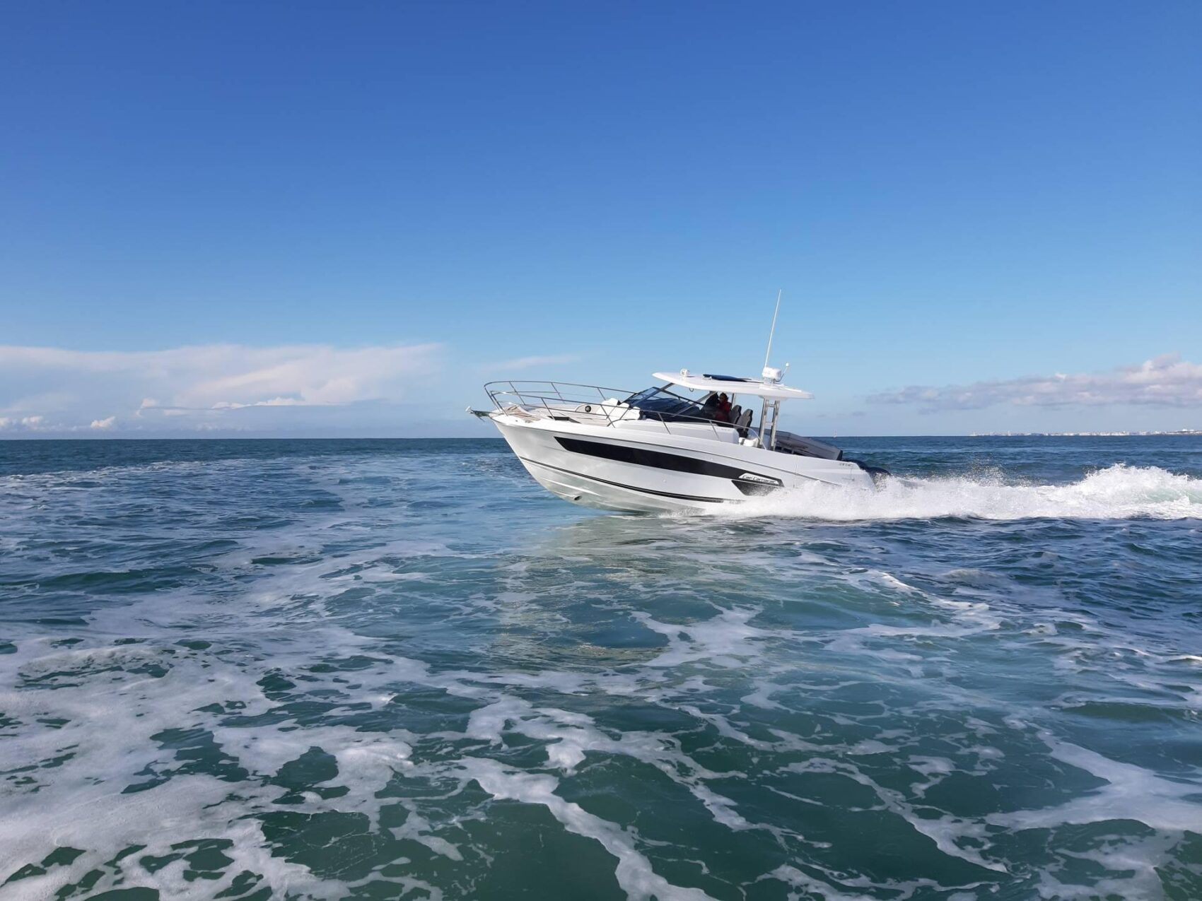 CAP CAMARAT 12.5 WA: 2020 BEST OF BOATS AWARD FINALIST!