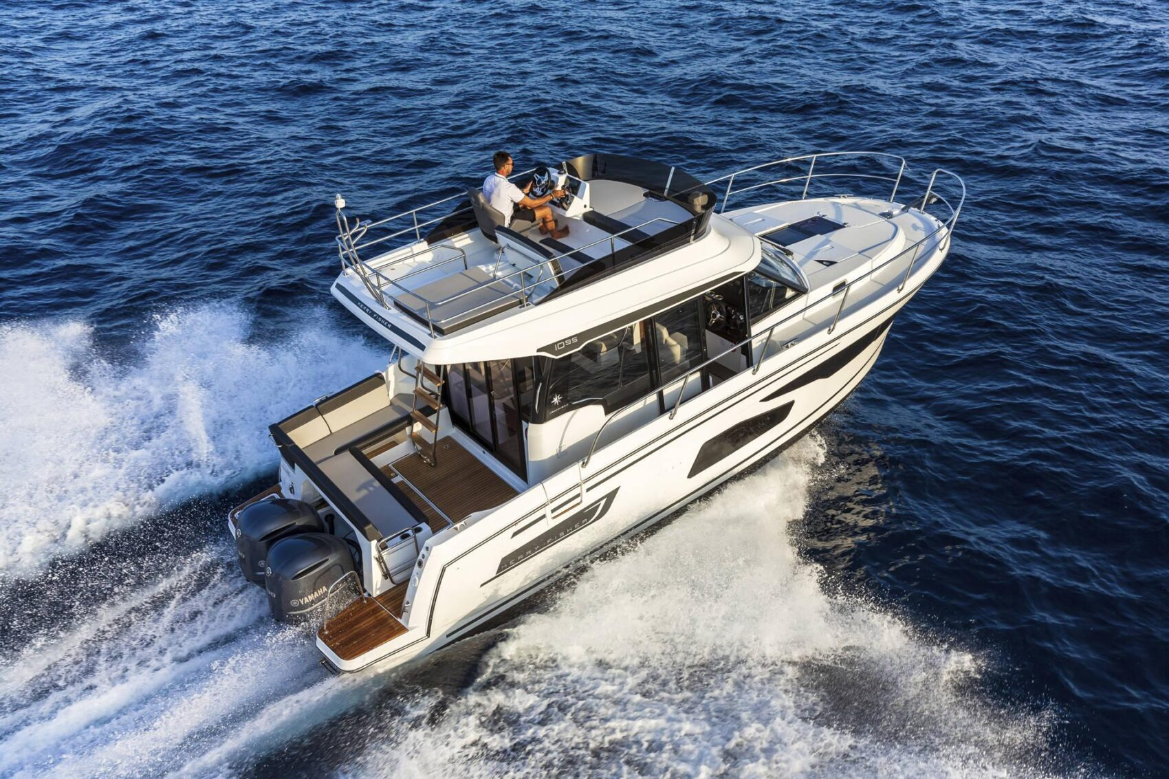 MERRY FISHER 1095 FLY: WINNER OF THE 2020 OCEANWAY CHINA YACHTS AWARDS!