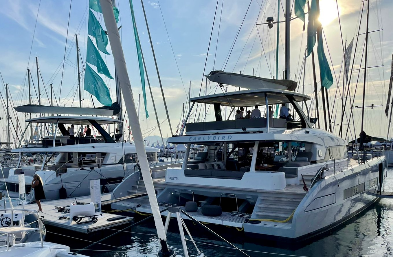 2021 CANNES YACHTING FESTIVAL